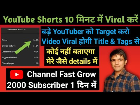 You are currently viewing how to rank short video   youtube shorts video viral kaise kare