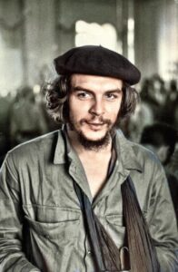 Read more about the article #lovequotes @RichieThrash: 'Che Guevara is tending and in hopes to keep him & hi