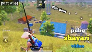 Read more about the article pubg new killer attitude shayari | part #144 | pubg viral attitude shayari
