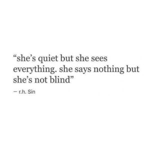 Read more about the article quote about her shared by Bianka on We Heart It