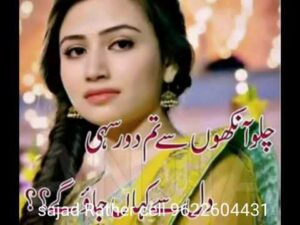 Read more about the article two Line Poetry For Broken Heart /sad urdu shyari /heart broken /sajad Rather /SR