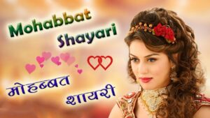 Read more about the article Best Hindi Love Shayeri On 2018 Valentines (मोहब्बत शायरी   मोहब्बत भरी शायरी)