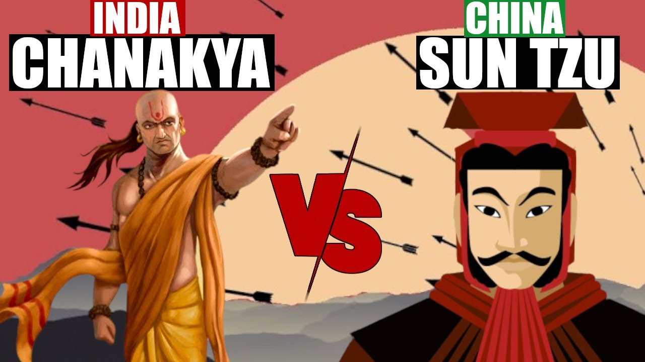 You are currently viewing CHANAKYA NITI 7 BEST LESSONS IN HINDI   CHANAKYA VS SUN TZU   ART OF WAR   AMAZING FACTS