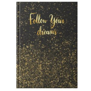 Read more about the article Follow Your Dreams Journal – Small (5.75 x 8)