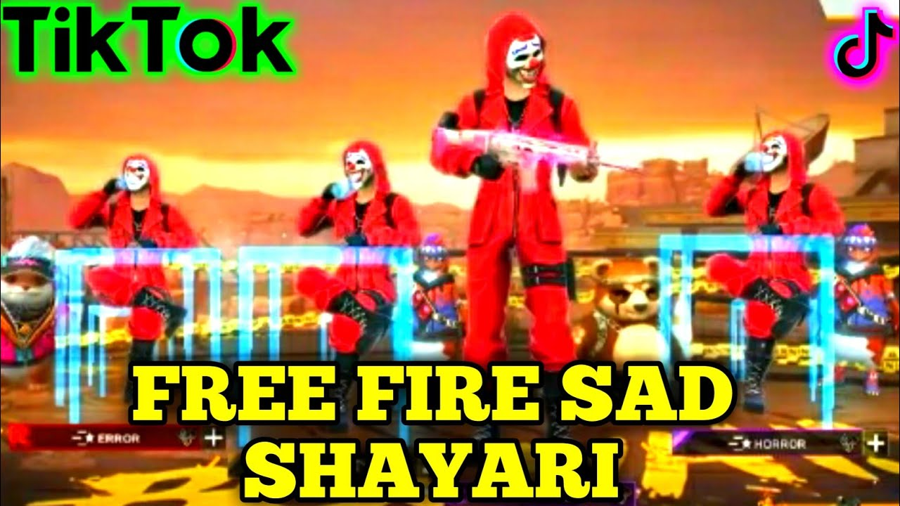 You are currently viewing Free Fire Tik Tok Sad Shayari Video 💔💔Tik Tok Shayari Video