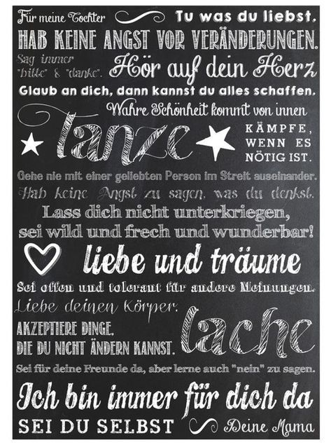 You are currently viewing Freebie ✪ Botschaft an meine Kinder