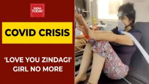 Read more about the article Girl In Viral 'Love You Zindagi' Video Loses Battle To Covid; Dr Monika Langeh Exclusive
