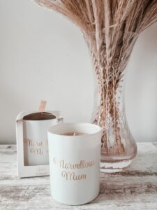 Read more about the article Marvellous Mum Candle