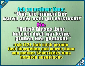 Read more about the article Omi hat es noch drauf