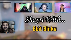 Read more about the article Shayri with Binks || ft. @Tbone @fa2 @Dhwani Bhatt