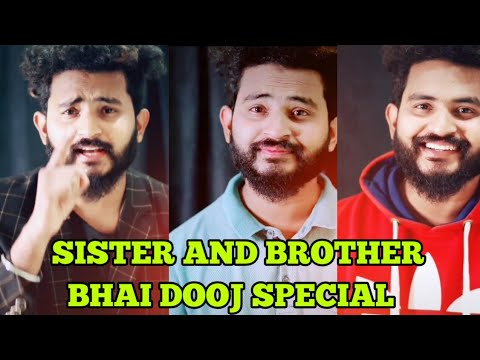 You are currently viewing Sister And Brother Bhai Dooj Special Shayari By Mr Avi   Mr Avi Tik Tok