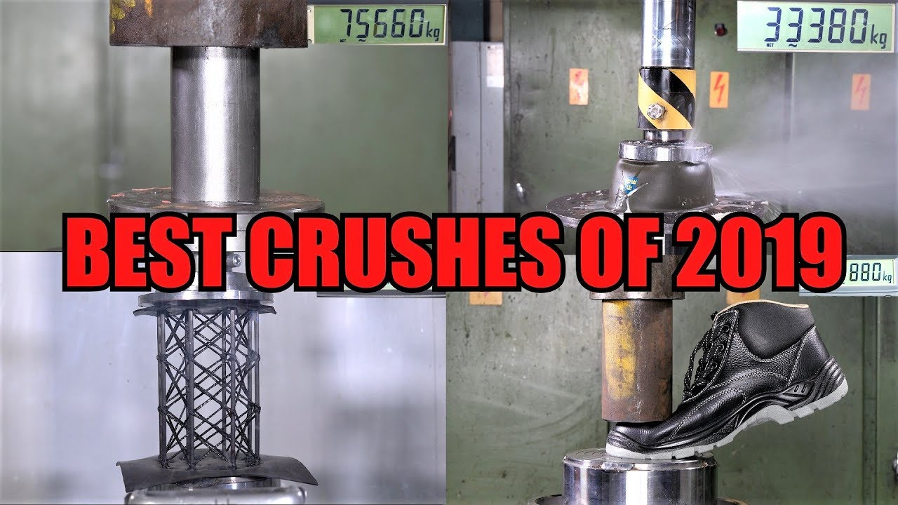 You are currently viewing TOP 10 BEST Crushes of 2019   Viral HPC Videos Compilation