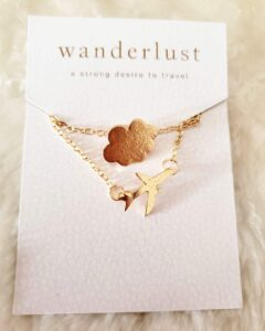 Read more about the article Wanderlust Necklace