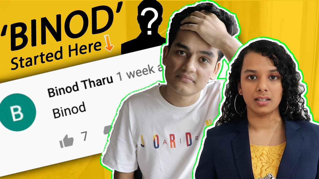 You are currently viewing Who Is BINOD? How We Created a VIRAL Meme