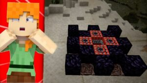Read more about the article viral Minecraft tiktok hacks | Minecraft cannon tutorial | short video | #3 | Only Gaming