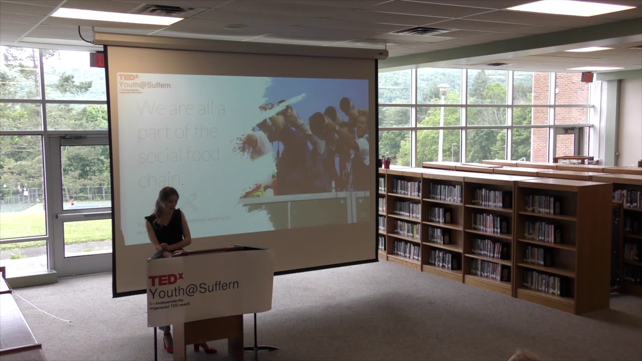 You are currently viewing An Analysis of the Status Quo, According to a Millennial   Kylie Grosmark   TEDxYouth@SuffernHS