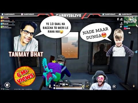 You are currently viewing CARRYMINATI PLAYING WITH 13 YEAR OLD CHILD | FUNNY MOMENTS | FUNNY SHAYARI || EON FIEND