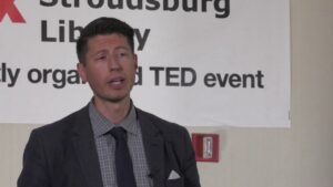 Read more about the article Challenge the Status Quo   Michael Tukeva   TEDxStroudsburgLibrary