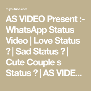 Read more about the article Female Version new Whatsapp Status || Female Song Status || New Love Status 2019