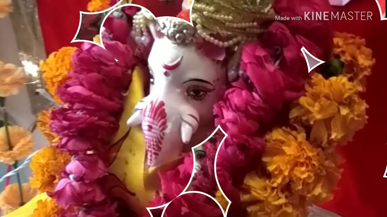 You are currently viewing Ganesh Chaturthi Celebrations-2018    श्री गणेश चतुर्थी पर्व – २०१८