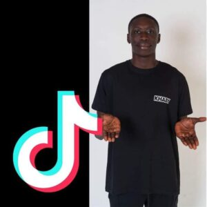 Read more about the article Khaby Lame just reached 100M followers on TikTok without saying a word   Congrat