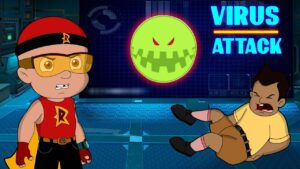 Read more about the article Mighty Raju – The Virus Attack   Cartoon for Kids in Hindi