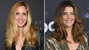 Read more about the article My only question for @CobieSmulders is: If you're playing Ann Coulter. Who's pla