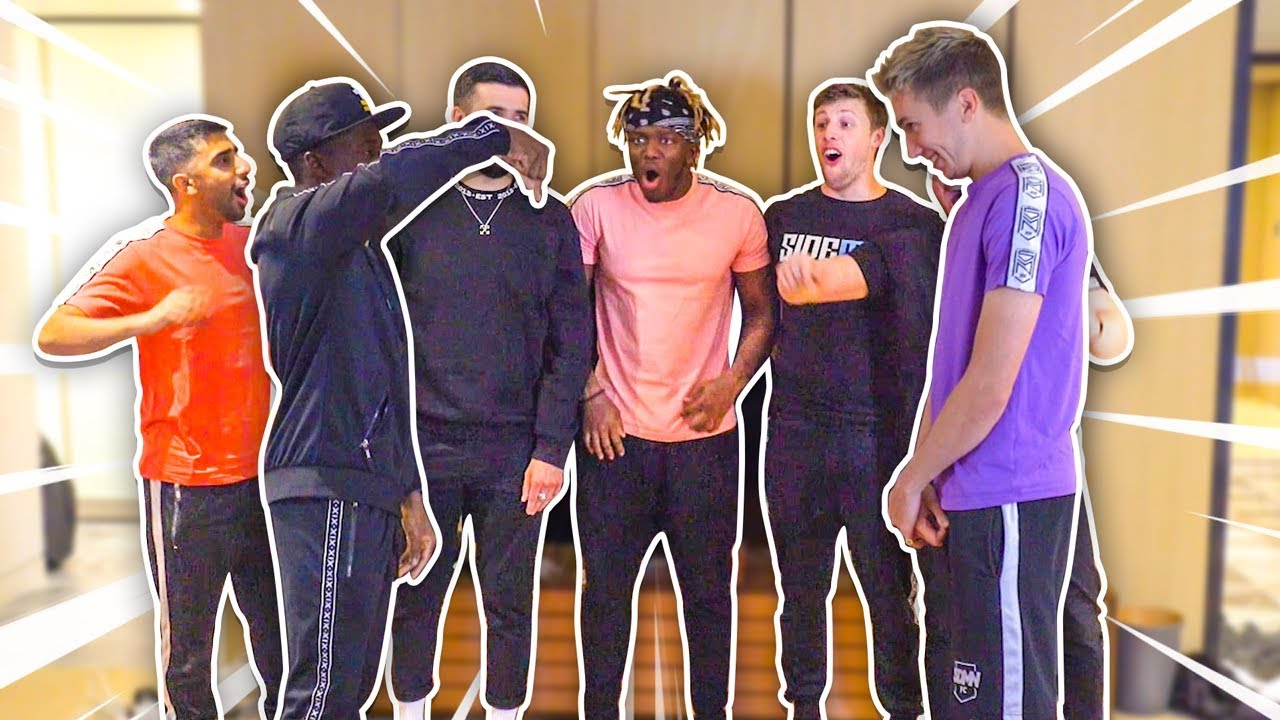 You are currently viewing SIDEMEN VIRAL POINT GAME