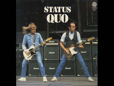 You are currently viewing STATUS QUO ! EVERYTIME I THINK OF YOU ! TODO EL TIEMPO PIENSO EN TI ! SUBTITULOS !