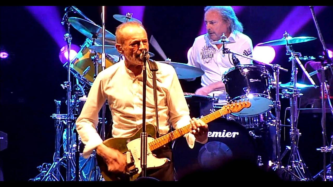 You are currently viewing Status Quo-(April) Spring, Summer and Wednesdays (Hammersmith London  29/03/2014)