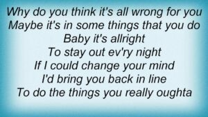 Read more about the article Status Quo – Dirty Water Lyrics