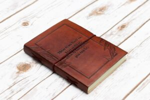 Read more about the article The Boundless Handmade Leather Journal