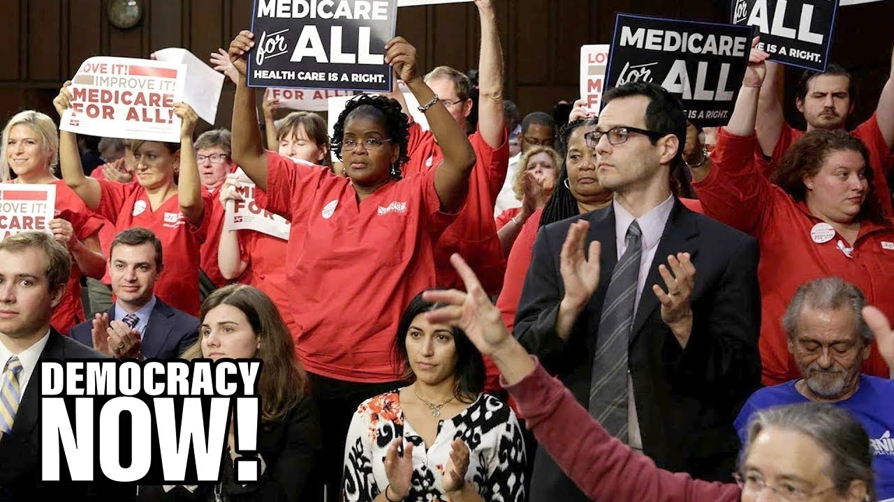 """You are currently viewing """"The Status Quo is Not Sustainable"""": How Medicare for All Would Fill Gaps in Obamacare Coverage"""