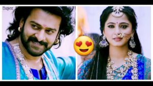 Read more about the article 💯😍Very romantic anushka and prabhas love status from bahubali 2.💯😍Status