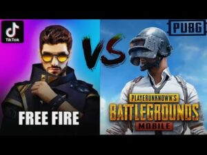 Read more about the article pubg vs free fire  shayri video