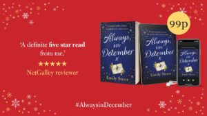 Read more about the article Heartbreaking. Life-affirming. Truly unforgettable. Always, in December is the t